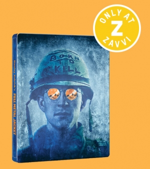 Full Metal Jacket (4K Ultra HD - Zavvi Steelbook exclusive)