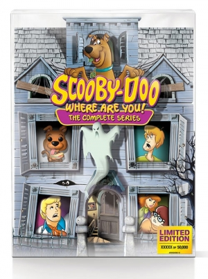 Scooby-Doo: Where Are You (Blu-ray Disc)