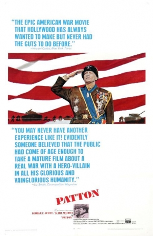Patton (one sheet)