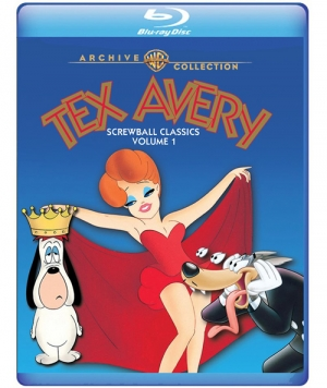 Tex Avery Screwball Classics, Volume 1 (Blu-ray Disc)