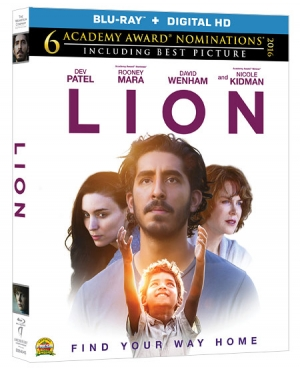 Lion (Blu-ray Disc)