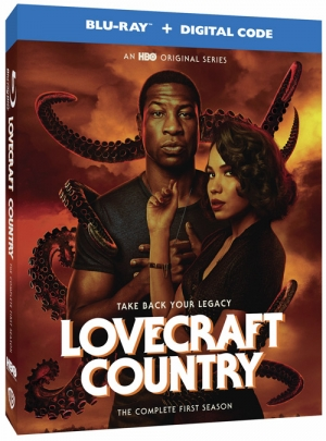 Lovecraft Country: The Complete First Season (Blu-ray Disc)