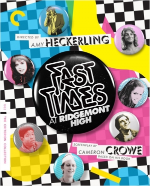 Fast Times at Ridgemont High (Criterion Blu-ray Disc)