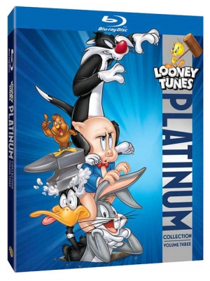Looney Tunes: Platinum Edition - Volume 3 coming to BD in August!