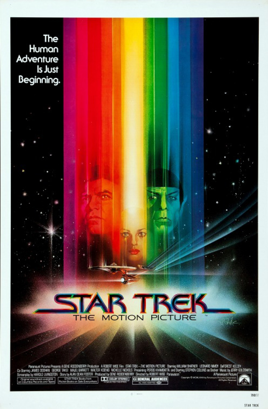 "No Comparison: Remembering ""Star Trek: The Motion Picture"" on its 40th  Anniversary"