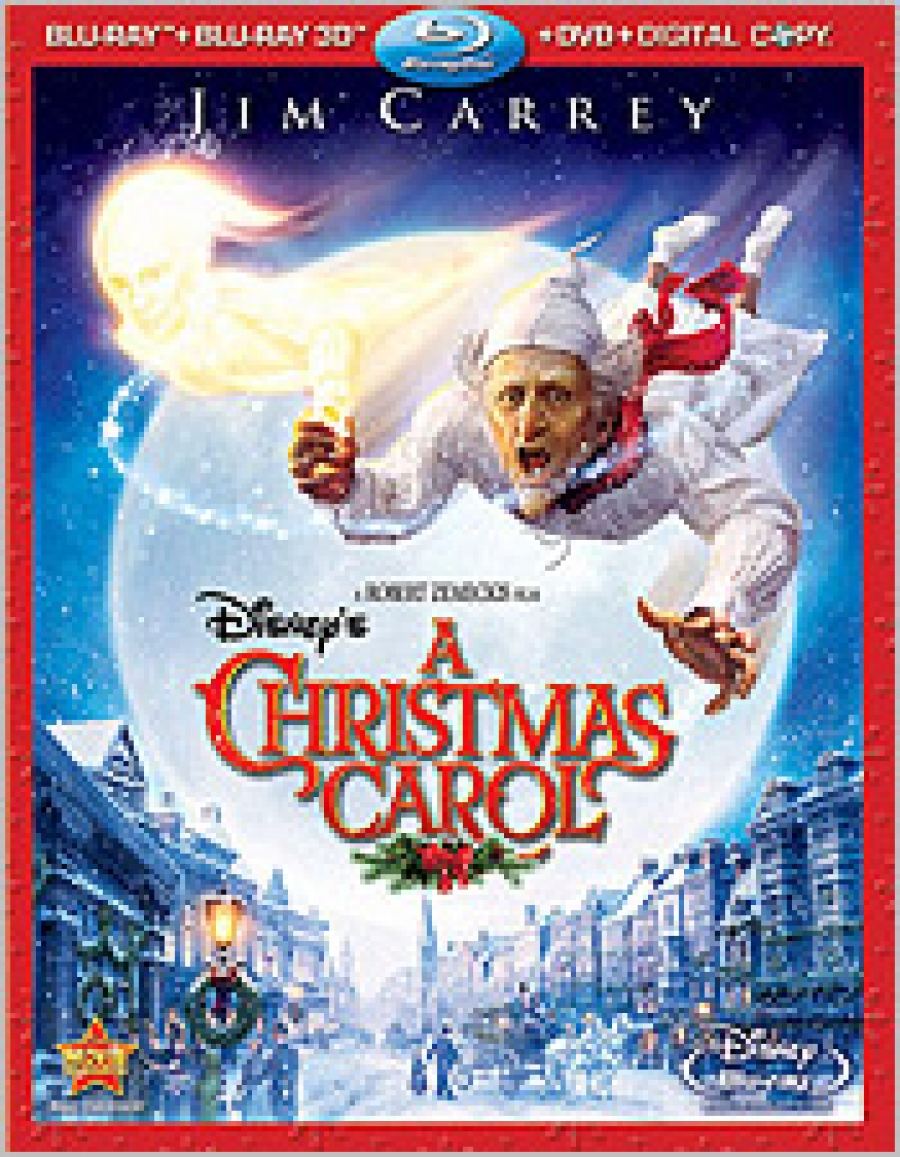 Christmas Carols Movie.A Christmas Carol Blu Ray 3d
