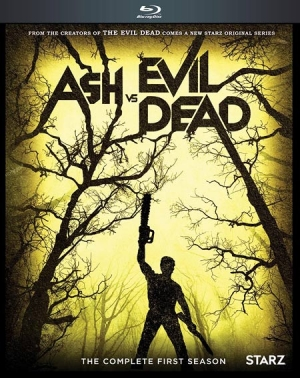 Ash vs Evil Dead: Season One on BD