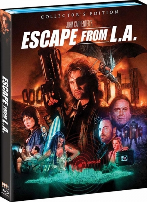 Escape from LA: Collector's Edition (Blu-ray Disc)