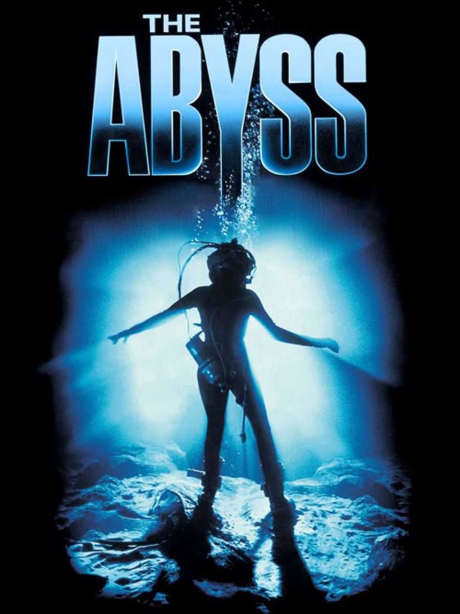 The Abyss on Blu-ray & 4K Ultra HD finally (!?!), plus Criterion
