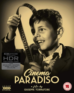 Cinema Paradiso (4K Ultra HD)