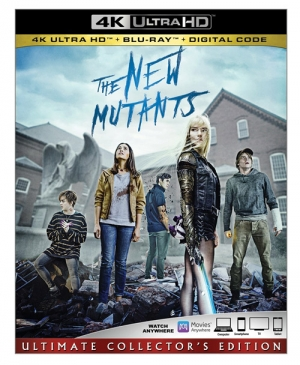 The New Mutants (4K Ultra HD)