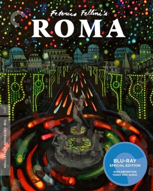 Criterion to release Roma in December