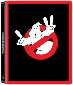 Ghostbusters 1 & 2 Steelbook (4K Ultra HD)