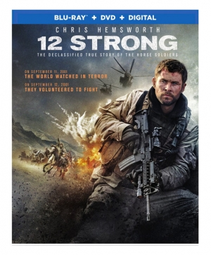 12 Strong (Blu-ray Disc)