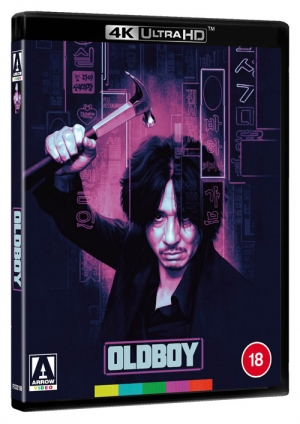 Oldboy (UK 4K Ultra HD)