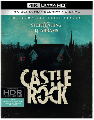 Castle Rock: The Complete First Season (4K Ultra HD)