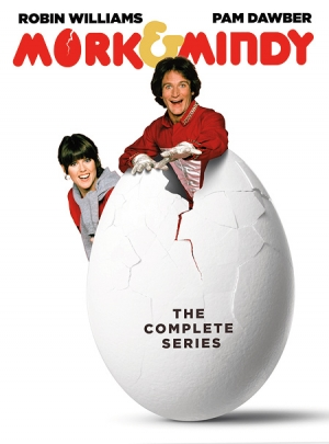 Mork & Mindy: The Complete Series (DVD)