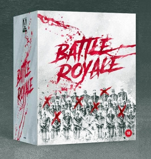 Battle Royale (4K Ultra HD)