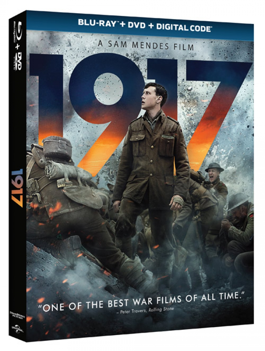 Universal Sets Sam Mendes 1917 For Release On Blu Ray Dvd 4k On 3 24 Plus A Big Star Wars 4k Update