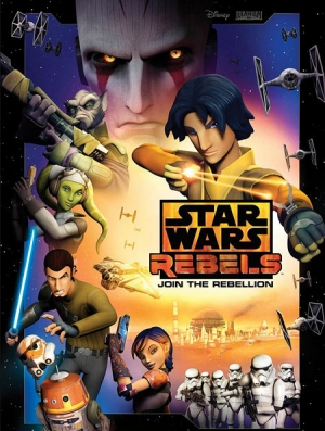 Star Wars: Rebels - Season One on Blu-ray