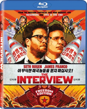 The Interview on Blu-ray
