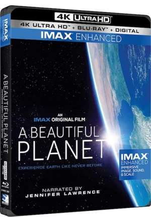 IMAX: A Beautiful Planet (4K Ultra HD)