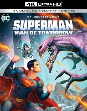 Superman: Man of Tomorrow (4K Ultra HD)