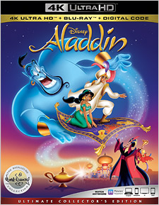 Aladdin (1992): Walt Disney Signature Collection (4K UHD Review)