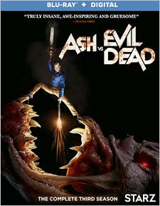 Ash vs Evil Dead: The Complete Third Season (Blu-ray Review)