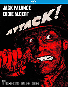 Attack! (1956) (Blu-ray Review)