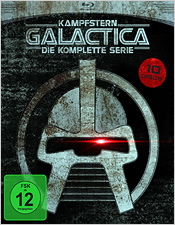 Battlestar Galactica / Galactica 1980: The Complete Original Series (Region B)