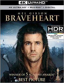 Braveheart (4K UHD Review)