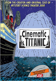 Cinematic Titanic: The Complete Collection (DVD Review)