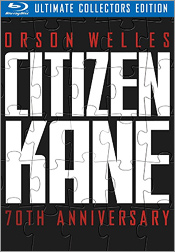 Citizen Kane: 70th Anniversary Ultimate Collector's Edition
