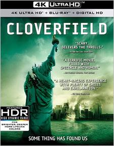 Cloverfield (4K UHD Review)