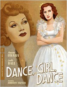 Dance, Girl, Dance (Blu-ray Review)