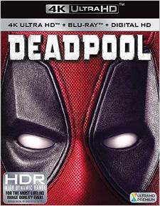 Deadpool (4K UHD Review)