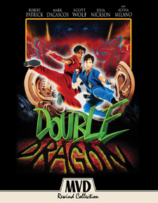 Double Dragon: Special Collector's Edition (Blu-ray Review)