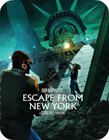 Escape from New York: Collector's Edition (Steelbook)