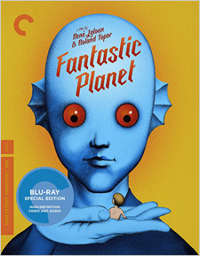 Fantastic Planet (Blu-ray Review)