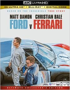 Ford v Ferrari (4K UHD Review)