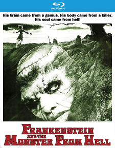 Frankenstein and the Monster from Hell (Blu-ray Review)
