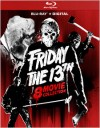 Friday the 13th: 8 Movie Collection (Blu-ray Review)