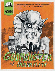 Godmonster of Indian Flats (Blu-ray Review)