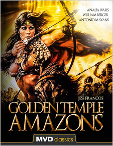 Golden Temple Amazons (Blu-ray Review)
