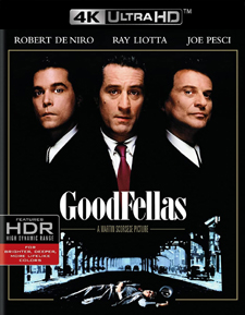 Goodfellas (4K UHD Review)