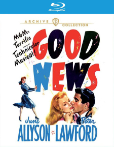 Good News (Blu-ray Review)