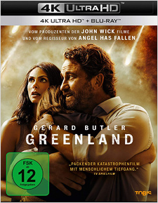 Greenland (German Import) (4K UHD Review)