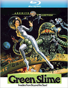 Green Slime, The (Blu-ray Review)