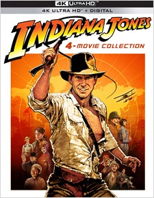 Indiana Jones: 4-Movie Collection (4K UHD Review)